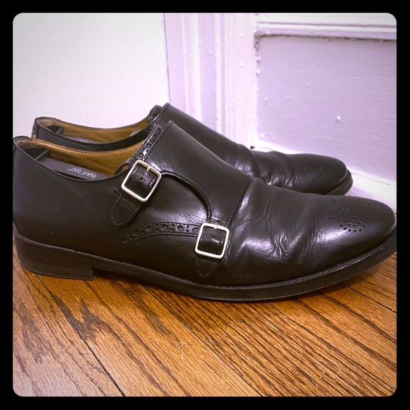 Cole Haan Other - Double Monk Strap Cole Hana size 9